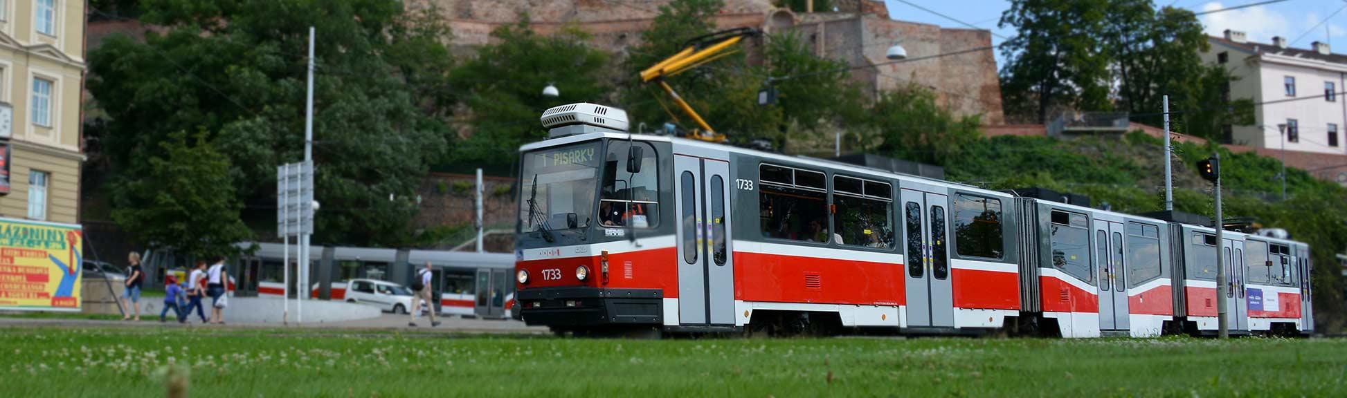 Šalinkarta [Tram Ticket]